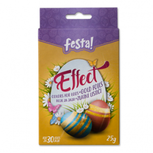 FESTA Boja za jaja 730027-0