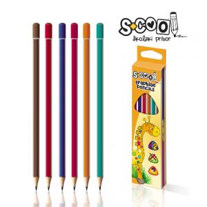 Scool Olovka HB SC006-0