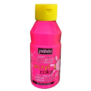 Pebeo Acryl color Fluo 3741-62 fluo pink-0