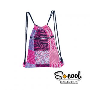 *Scool Zebra torba za opremu SC768-0