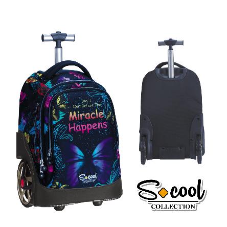 *Scool Miracle Happens torba na točkiće SC771-0