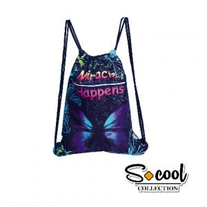 *Scool Miracle Happens torba za opremu SC772-0