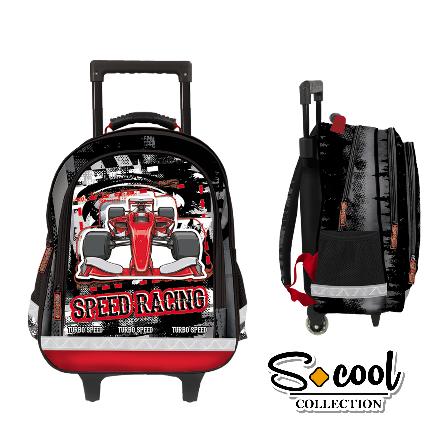 *Scool Speed Racing torba na točkiće SC899-0