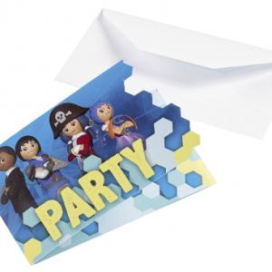 PARTY Playmobil pozivnica 9900183-0