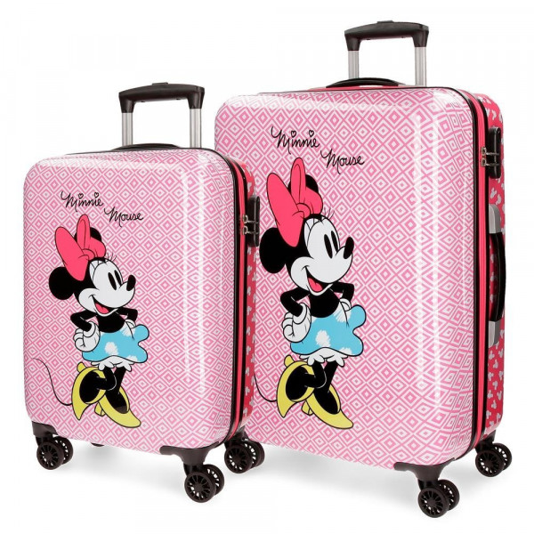 Minnie Mouse Rombos kofer 44.119.61 V-53153