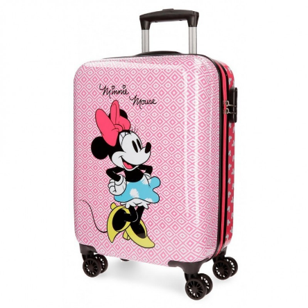 Minnie Mouse Rombos kofer 44.119.61 V-0