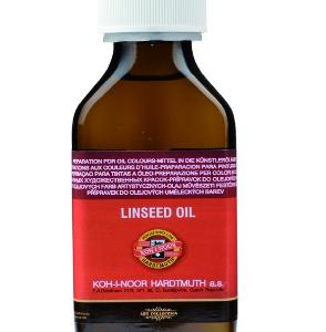 KOH-i-NOOR Oil - Linseed oil 165533-0