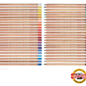 KOH-i-NOOR Gioconda soft pastel pencil 8820/143 lime green-0