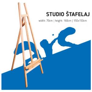 Štafelaj Studio 15090-0