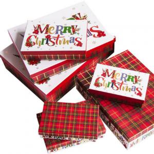 -Kutija Merry Christmas 25179-1-0