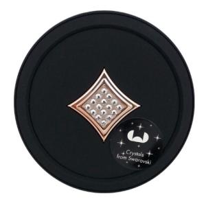 Ogledalce elements SW® krug NT5527 black-0