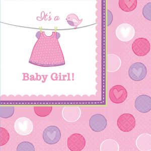 PARTY Baby Girl salvete 511489-0