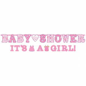 PARTY Baby Girl baneri 121489-0