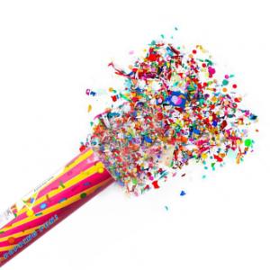 PARTY accesories konfete 30 710086 mix-0