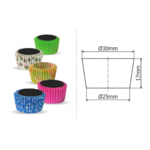 PARTY accesories muffin korpice M1-0