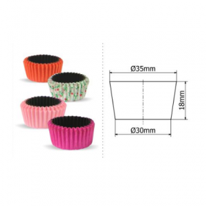 PARTY accesories muffin korpice M2-0