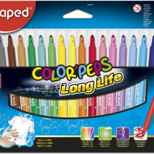MAPED Flomasteri Color Peps 1/18 845021-0