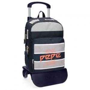 PEPE JEANS Pierre torba na točkiće 62124N1-0