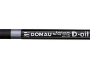 DONAU Paint marker D-oil 7368001PL-38 silver-0