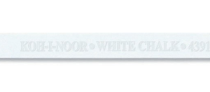 KOH-i-NOOR Drawing Chalk 4391 white-0