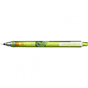 UNI Mechanical Pencil 0.5 Kuru Toga M5-450T green-0