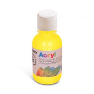Primo Acrylic color 402TA125-201 primary yellow-0